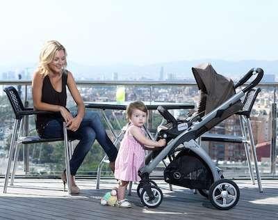 Как подобрать коляску и стульчик для кормления Вашего ребенка