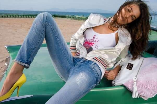 Женские джинсы Calvin Klein Jeans