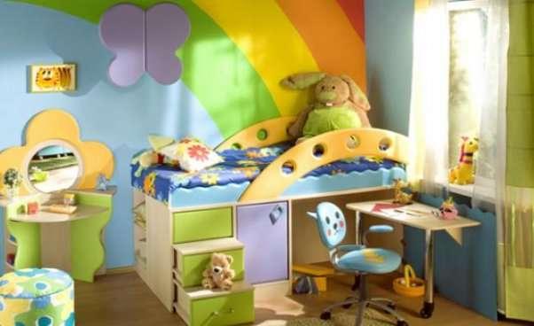 Несколько советов по выбору детской мебели